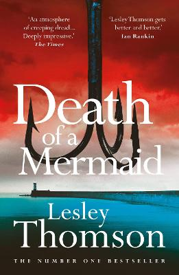 Death of a Mermaid by Lesley Thomson