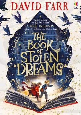 The Book of Stolen Dreams by David Farr, and Kristina Kister
