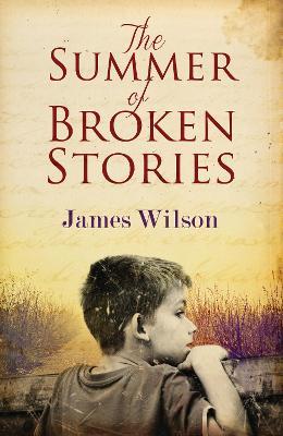 The Summer of Broken Stories by James Wilson