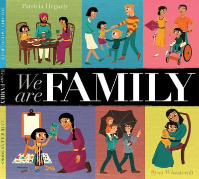 We Are Family bookcover