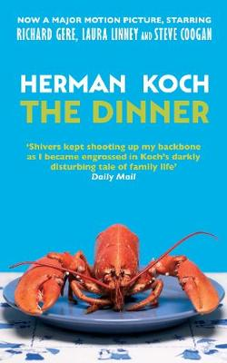 The Dinner by Herman Koch (Author), and Sam Garrett (Translator)