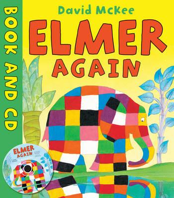 Elmer Again by David McKee