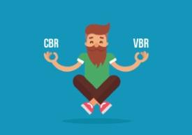 CBR или VBR...