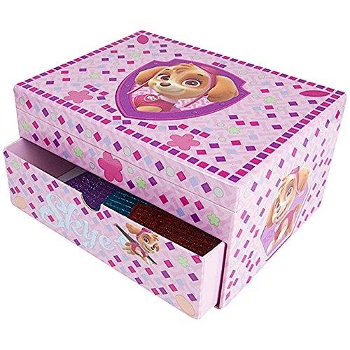 Paw Patrol Decora la tua scatola di gioielli con mosaico