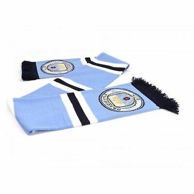 Manchester City FC - Sciarpa ufficiale (BS449)