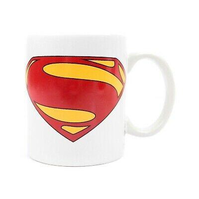 Superman - Man Of Steel - Tazza in ceramica con logo (NS5073)