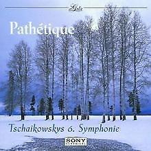 Sinfonie 6Pathetique von Peter I. Tschaikowsky | CD | Zustand sehr gut