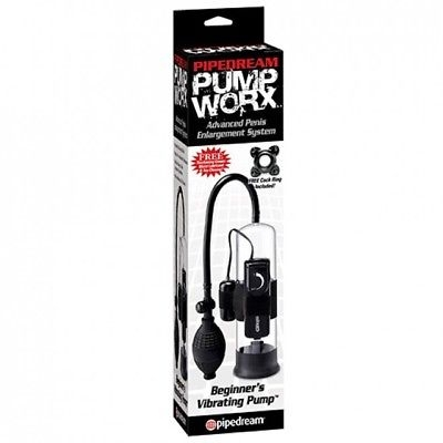 SVILUPPATORE PENE PUMP WORX BEGINNER'S VIBRATING PUMP