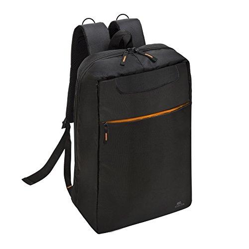 "RivaCase 8060 Laptop Backpack 17"", Zaino per Laptop Fino a 17"", Nero"