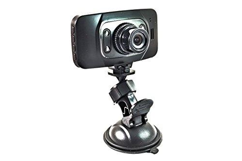 MINI DVR TELECAMERA VIDEOREGISTRATORE AUTO HD MONITOR 2.7 LED CAMCORDER GS8000L
