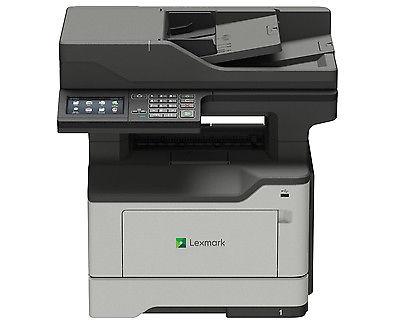 Lexmark 36S0810 MX521de 1200 x 1200DPI Laser A4 44ppm Monochrome Laser - Duplex