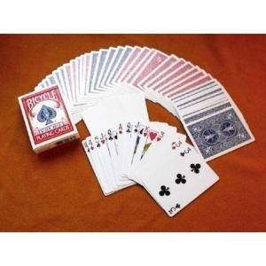 Mazzo miracoloso Bicycle,giochi di prestigio,trucchi magia
