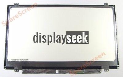 "Lenovo ThinkPad T440 20B7008WUS LCD Display Schermo Screen 14"" LED 30pin syu"