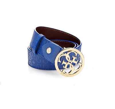 Cintura Donna GUESS DELANEY BW4091VIN35 Blu Cobalto