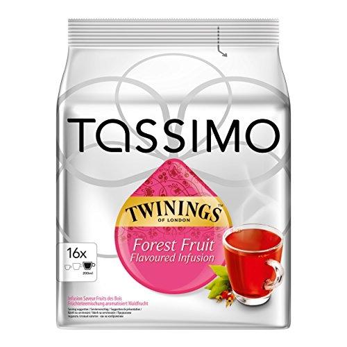 Tassimo Twinings Frutti Di Bosco Tè 16 Capsule