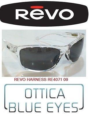 Occhiali da Sole REVO Sunglasses Polarized HARNESS RE4071 09 Sonnenbrillen POLAR