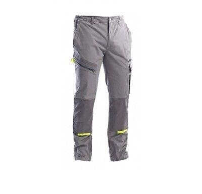 Pantalone da lavoro Linea Powerful colore grigio