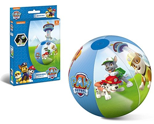mondo PAW PATROL BEACH BALL
