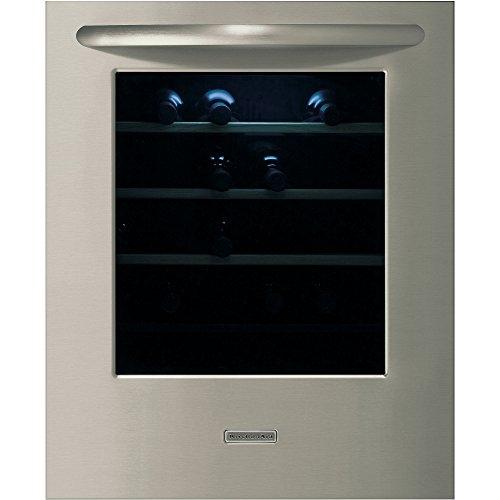 KitchenAid KRVX 6030\LH Built-in Stainless steel 46bottle(s) D wine cooler - Wine Coolers (Built-in, Stainless steel, 5 shelves, 1 door(s), Stainless steel, Wood)