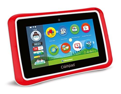 Clementoni 12241 - Tablet il Mio Primo Clempad 6.0 Plus [Versione 2016]
