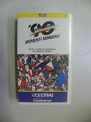 '90 MOMENTI MONDIALI N°1 - *11679