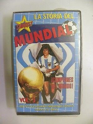 STORIA DEL MUNDIAL - MONDIALE DEL 1986 IN MESSICO - *11658