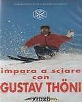 Impara A Sciare - Gustav Thoni VHS MONDADORI