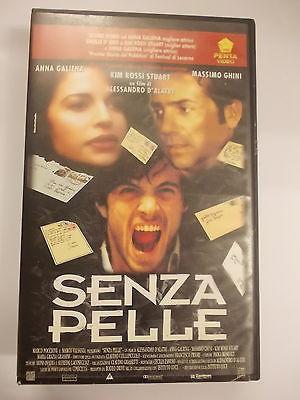 SENZA PELLE VHS USATA EX NOLEGGIO