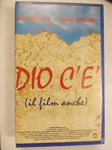 DIO C'E' (IL FILM ANCHE) VHS USATA EX NOLEGGIO