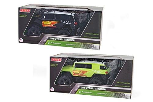 Spidko 36414 - Auto Radiocomando Toyota 7 Funzioni