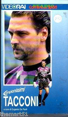 I Re di Roma: Conti, Falcao, Giannini, Totti (1999) VHS Logos TV - NEW cellofan