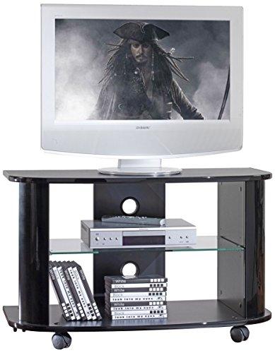 Terraneo El189N Mueble Para Tv, Negro