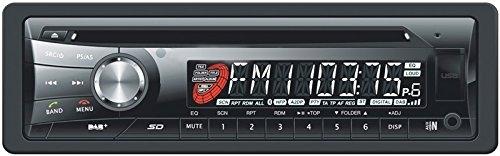 Phonocar VM027 Lettore CD-USB-MP3 DAB/AM-FM - Bluetooth