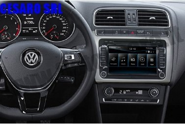 Phonocar VM111 Media station 7' HD touch SD/USB/DVD Navigatore Polo 14>