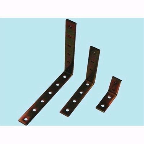 Piastre rinforzo pesanti piegate Art. 867 - mm. 150x150 Conf. 30 Pz