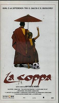 La coppa di Khyentse Norbu - VHS NUOVA