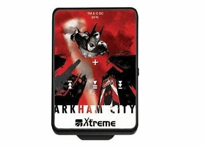 Xtreme 27902 Lettore File Batman Arkham/2 con Auricolari, Cavo Mini USB e M JW6I