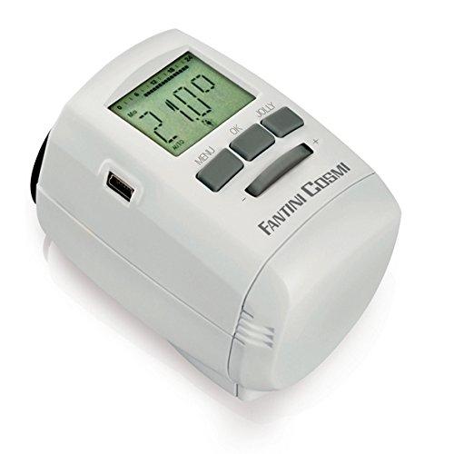 Fantini Cosmi O62C Testina Cronotermostatica Elettronica