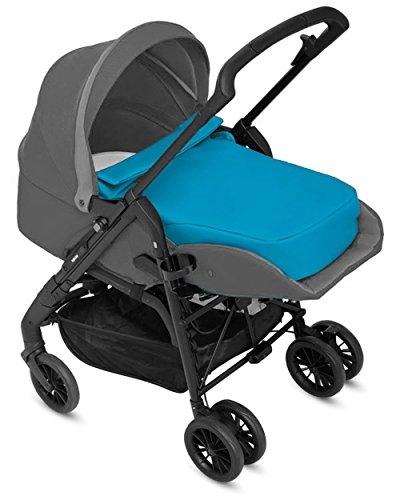 Inglesina Zippy Light–Kit da passeggino per neonati, colore: verde