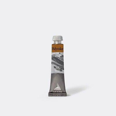 Acrilico Maimeri Polycolor 1202161 Terra di Siena naturale 20 ml - confezione 6