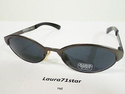 Versus Versace R19 Grigio Gray Unisex occhiali da sole sunglasses New Original