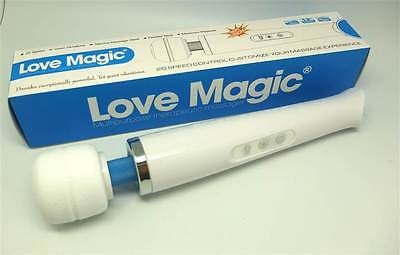 massaggio terapeutico vibrante a rete ricaricabile magic wand massager microfono