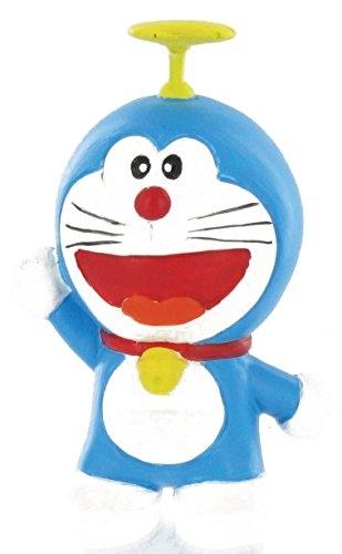 Doraemon Mini Figura Doraemon Flying Helmet 7 cm Comansi
