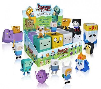Funko Mystery Minis Adventure Time Serie 1 Vinyl Figure Collectible Tin