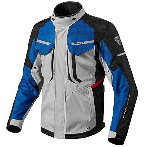 REV'IT Safari 2 Jacket D'Argento - XYL, Blu
