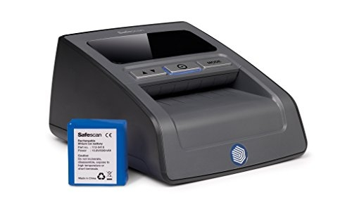 SafeScan 112-0410 Batteria Ricaricabile per Macchina Verifica Banconote