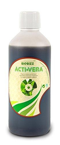Biobizz 06-300-125 Acti·Vera Biologico Attivatore Botanico, 500 ml