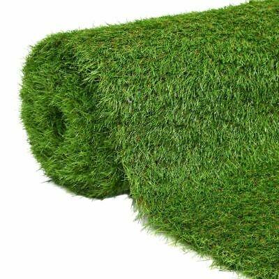 vidaXL Erba Artificiale 1x8 m/40 mm Verde Sintentica per Esterni Prato Finto