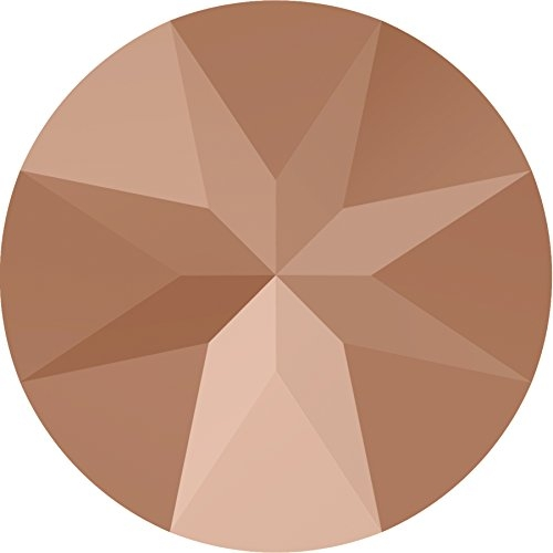 SWAROVSKI® 1188 Crystal Rose Gold Foiled, SS 39 (8.16 - 8.41 mm), 144 Stück