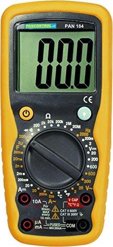 Pancontrol–Multimetro digitale, PAN 184